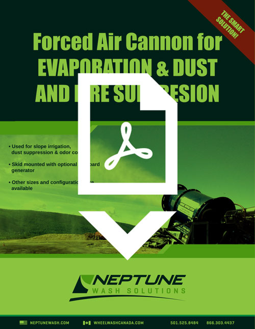 IES/Neptune Evaporation & Dust Suppression Brochure