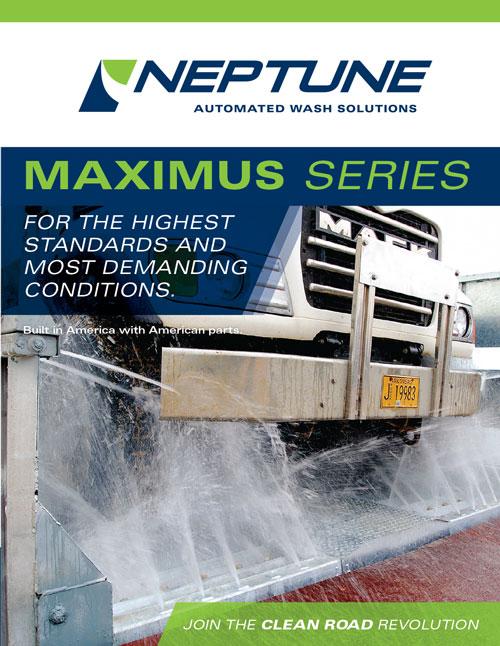 IES/Neptune Maximus Brochure