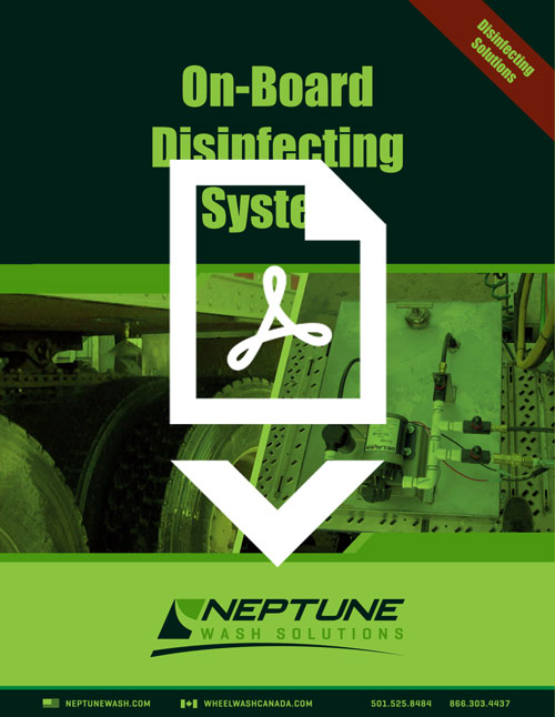 IES/Neptune On-Board Disinfecting Brochure