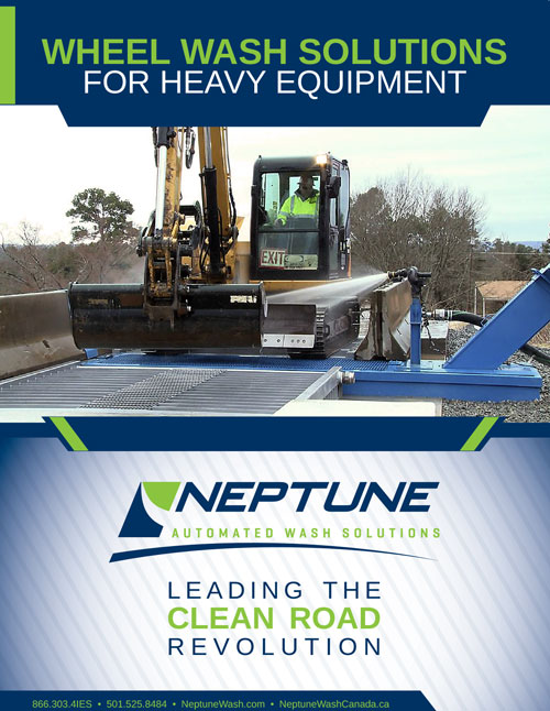 IES/Neptune Wheel Wash Heavy Brochure
