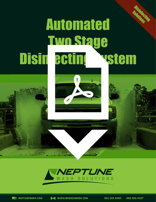 IES/Neptune Automated Two Stage Disinfecting Brochure