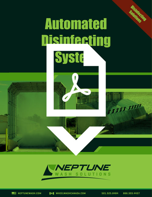 IES/Neptune Automated Disinfecting Brochure