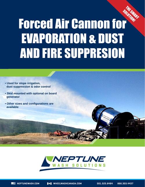 IES/Neptune Evaporation & Dust Suppression Brochure