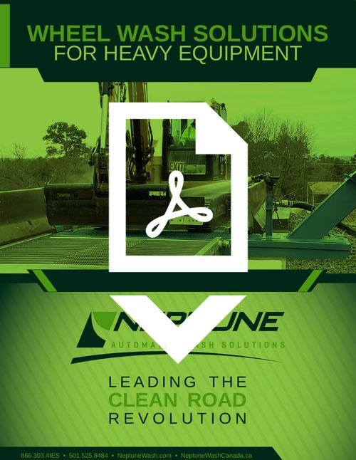 IES/Neptune Wheel Wash Heavy Brochure